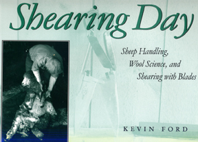 Kevin Ford's book Shearing Day